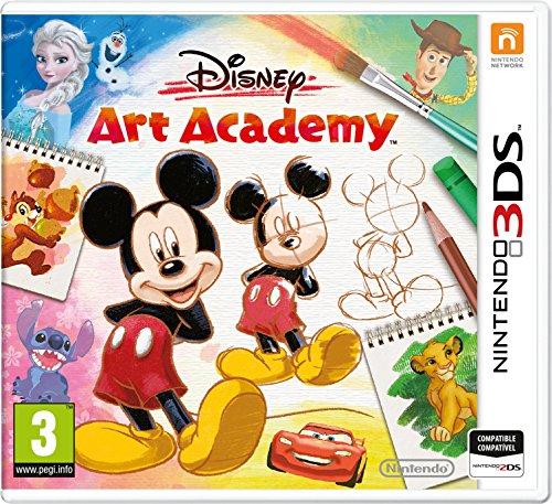 Disney Art Academy [Nintendo 3DS]