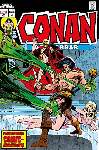 Conan der Barbar: Classic Collection: Bd. 2