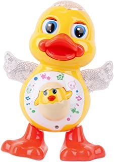 SahiBUY Dancing Duck With Music, Flashing Lights And Real Dancing Action For Kids