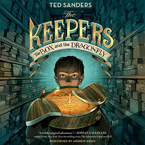 The Keepers: The Box and the Dragonfly Titelbild