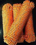 Nr.33 Oranges Seil 14 mm x 30 m