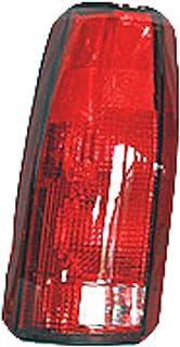 Dorman 1610054 Driver Side Tail Light Lens for Select Cadillac / Chevrolet / GMC Models
