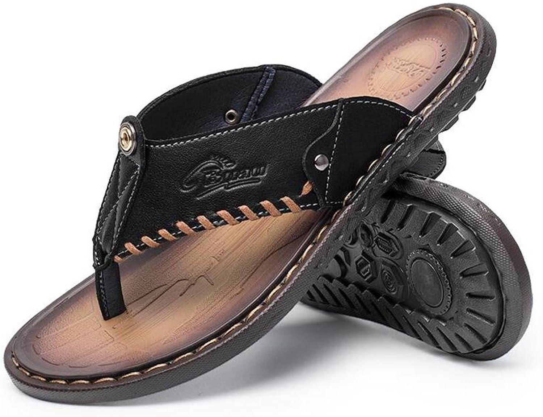 92778179f74 Summer Men's Slippers Flops Sandals Waterproof non-slip Wear ...
