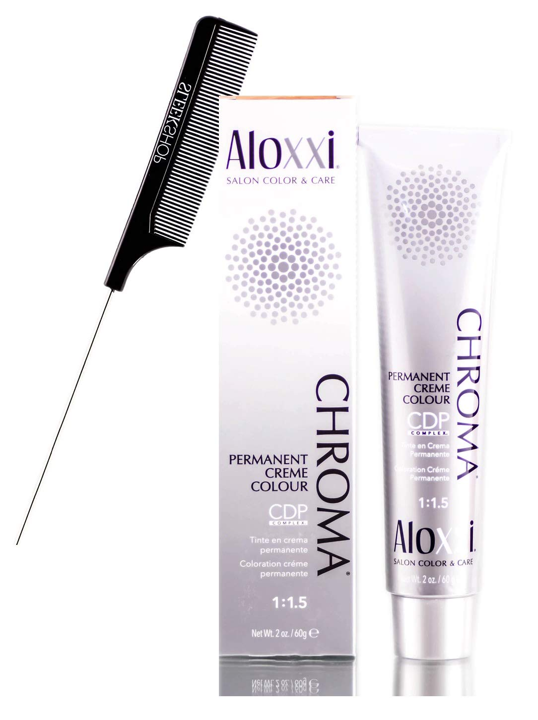CDP Complex ALOXXl Chroma Permanent Creme Ranking TOP12 Colour Dye Haircolor Max 75% OFF
