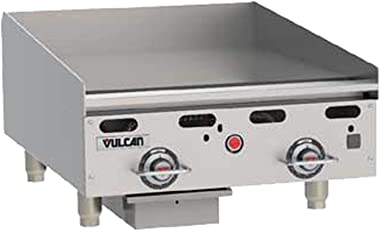 "Vulcan Hart Heavy Duty 24"" Gas Griddle"