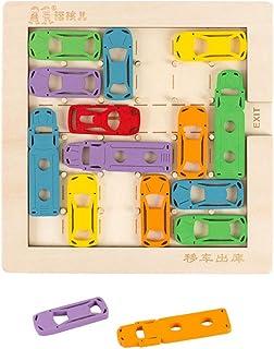 Yjdr トレーニングロジックゲーム行使濃度男の子と女の子の子供以上3歳を考える子供のおもちゃ給付メンタルのうち車
