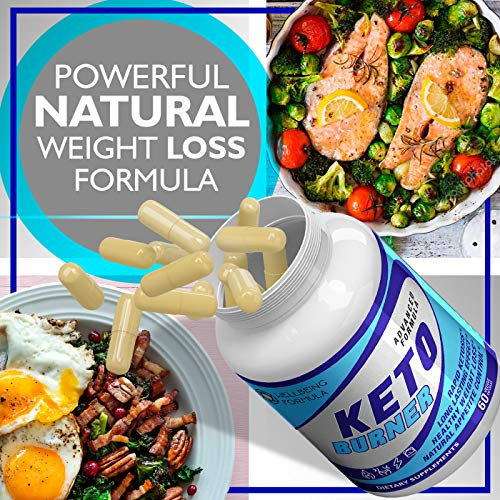Keto Diet Pills-Natural Exogenous Ketones Supplement-Weight Loss Appetite Suppressant Keto Diet Pills That Work Fast for Women and Men-Perfect Keto Fat Burner-Metabolism Booster for Fast Weight Loss 4