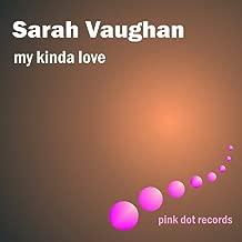 Best my kinda love sarah vaughan Reviews