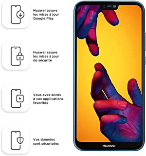 comprar comparacion Huawei P20 Lite 64 GB/4 GB Dual SIM Smartphone - Klein Blue (West European Version)