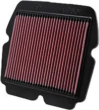 K&N HA-1802 Honda High Performance Replacement Air Filter