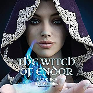 The Witch of Endor: Vampires audiobook cover art