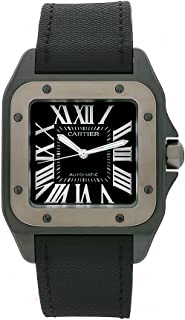 Cartier Men's W2020010 Santos Titanium Watch