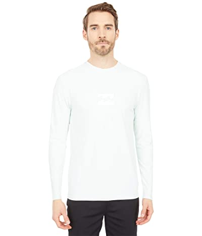 Billabong All Day Wave Loose Fit L/S Surf Tee (Seaglass) Men