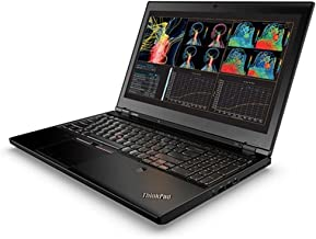 Lenovo ThinkPad P51 15.6'' Premium Mobile Workstation Laptop (Intel i7 Quad Core Processor, 64GB RAM, 1TB SSD, 15.6 inch FHD 1920x1080 IPS Display, NVIDIA Quadro M1200M, Fingerprint, Win 10 Pro)