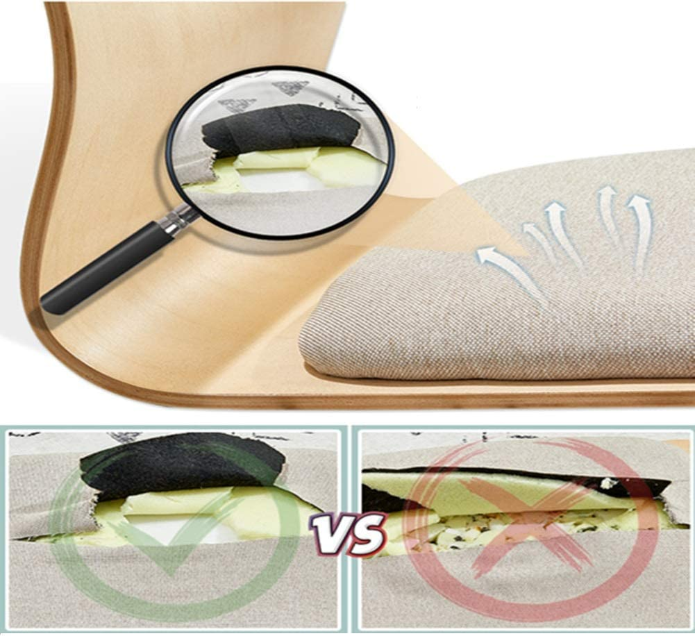 IUYJVR Tatami Chaise de Sol Siège de lit Dortoir Chaise Japonaise sans Jambes Sièges de Sol-G F
