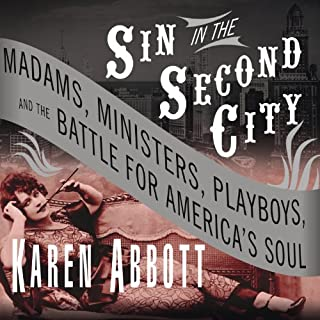 Sin in the Second City cover art