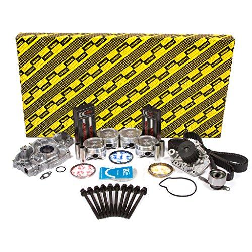 Evergreen OK4029M/0/0/0 Fits 96-00 Honda Civic VTEC 1.6L SOHC 16V D16Y5 D16Y7 D16Y8 Master Overhaul Engine Rebuild Kit