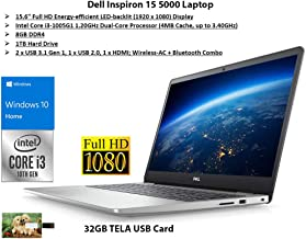 2020 Newest Dell Inspiron 15 5000 Laptop, 15.6