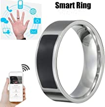 Staron  Multifunctional NFC Smart Ring - 2018 Waterproof Intelligent Magic Smart Rings Universal Wear Finger Digital Ring for Samsung, Huawei, Android & NFC Mobile Phone