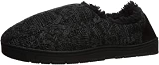 MUK LUKS Men's John Slippers-Brown