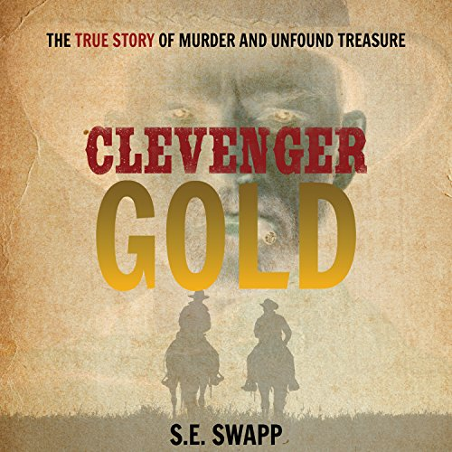 Clevenger Gold audiobook cover art
