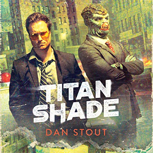Titanshade audiobook cover art