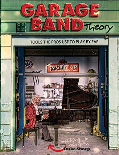 Garage Band Theory: music theory-learn to read & play by ear, tab & notation for guitar, mandolin, banjo, ukulele, piano, beginner & advanced lessons, improvisation, chords & scales for jazz and blues