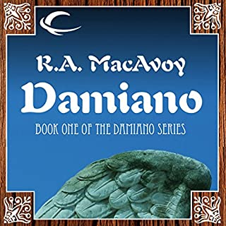Damiano audiobook cover art