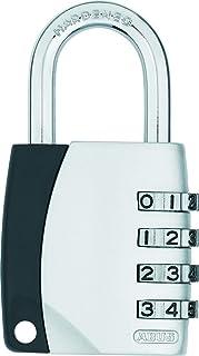 ABUS cijferslot hangslot 40mm zilver