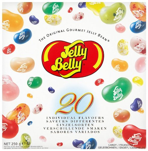 Jelly Belly - Caramelos surtidos 20 variedades