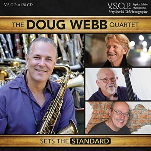 Doug Webb feat. Alan Broadbent, Putter Smith & Paul Kreibich