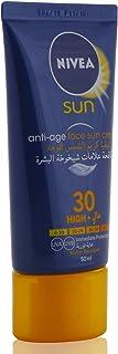 Nivea Sun Anti-Age Protection Face Sun Cream - 50 ml