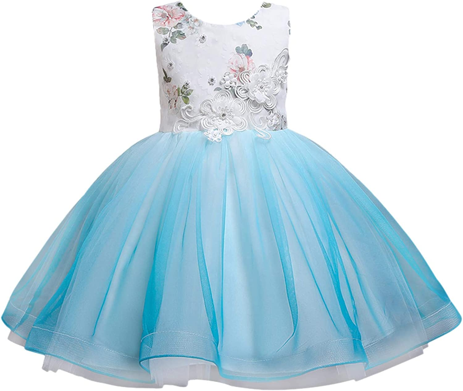Girls Princess Dress 2-7 Years Sleeve Old Max 63% OFF Max 78% OFF Toddler Kid Baby