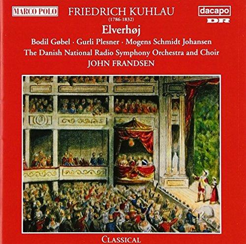Daniel Friedrich Kuhlau: Elverhoj (Der Elfenhügel)