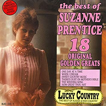 The Best Of Suzanne Prentice - 18 Original Golden Greats