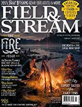 Field & Stream February March 2017 The Fire Issue - 36 Raging Flames Red-Hot Skills & Blazing Adventures