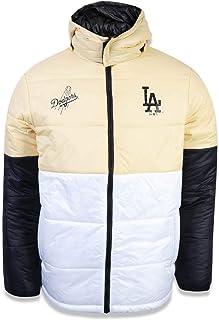 Jaqueta New Era MLB Los Angeles Dodgers Motosport Dupla Face