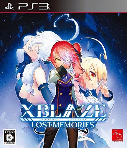 XBLAZE LOST:MEMORIES (PS3 / Japanese Version)