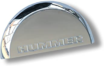 Chrome License Plate Dome Light Cover - 2005-2010 Hummer H2