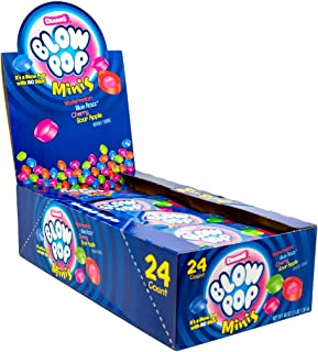 Charms Blow Pops Minis, 2.0 Oz. Bags, 24-Count