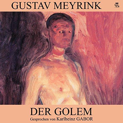 Der Golem audiobook cover art