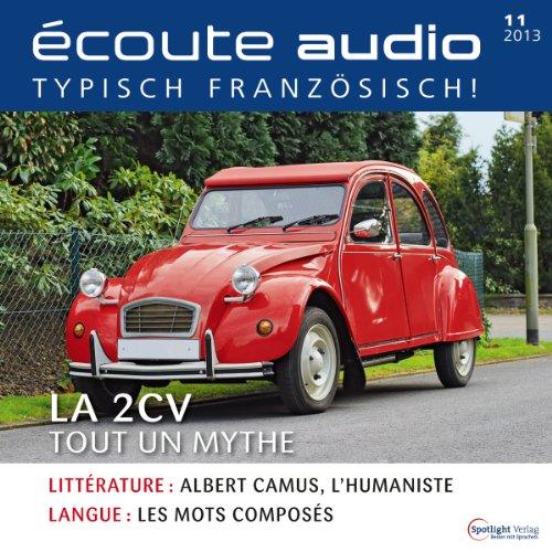 Écoute audio - La 2CV. 11/2013 audiobook cover art