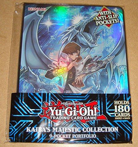 Yugioh - 9-Pocket Album, Portfoilio A4 - Kaiba