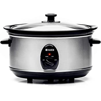 Haden Stainless Steel Slow Cooker (4.5L)