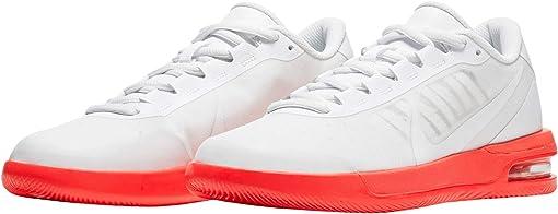 White/White/Laser Crimson