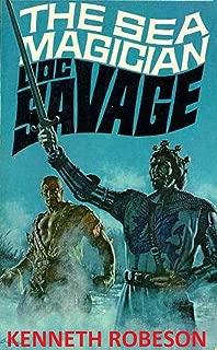 Doc Savage: The Sea Magician  (Doc Savage (Bantam) 44)