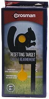 Crosman Squirrel Reset Target, Metal