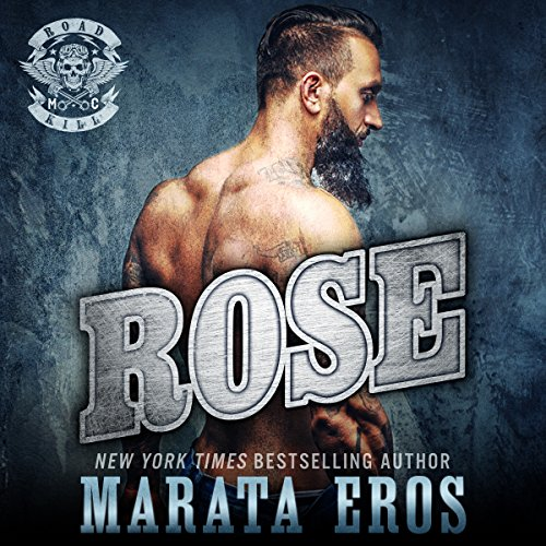 Rose audiobook cover art