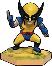Beast Kingdom- Mini Egg Serie X-Men Minifigura Lobezno 8cm, Multicolor (OCT188483)