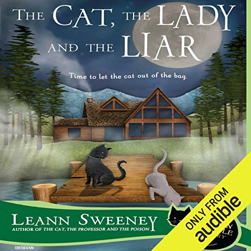 The Cat, the Lady and the Liar Titelbild